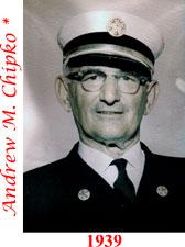 Andrew M. Chipko 1939