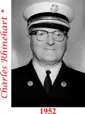 Charles Rhinehart 1952