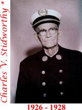 Charles V. Stidworthy 1926 - 1928
