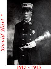 David Hart 1913-1915