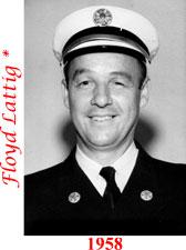 Floyd Lattig 1958