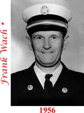 Frank Wach 1956