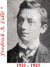 Fredrick A. Lidla 1921 - 1923_1