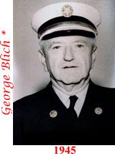 George Blich 1945