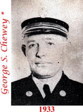George S. Chewey 1933