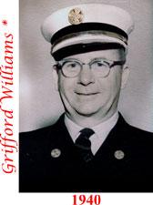 Grifford Williams 1940