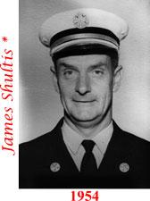 James Shultis 1954