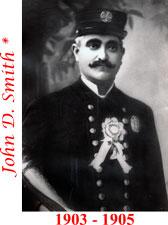 John D. Smith 1903 - 1905