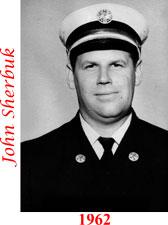 John Sherbuk 1962