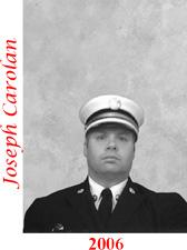 Joseph Carolan (2006)