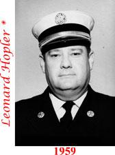 Leonard Hopler 1959