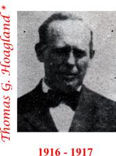 Thomas G. Hoagland 1916 - 1917_1