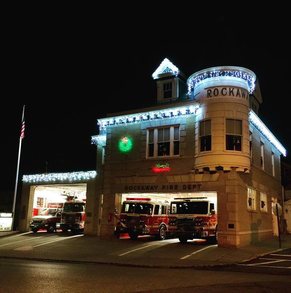 Rockaway Fire - Dressed for the Holidays